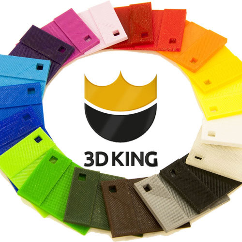 3D-King Color Selection